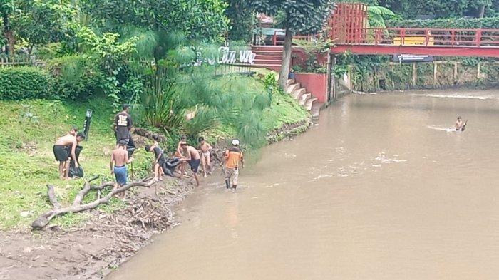 Berbagi Kegembiraan di Taman Endemik, Teras Cikapundung di Jalan Siliwangi Bandung