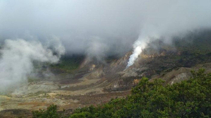 Taman Wisata Alam (TWA) Gunung Papandayan Garut, Jawa Barat