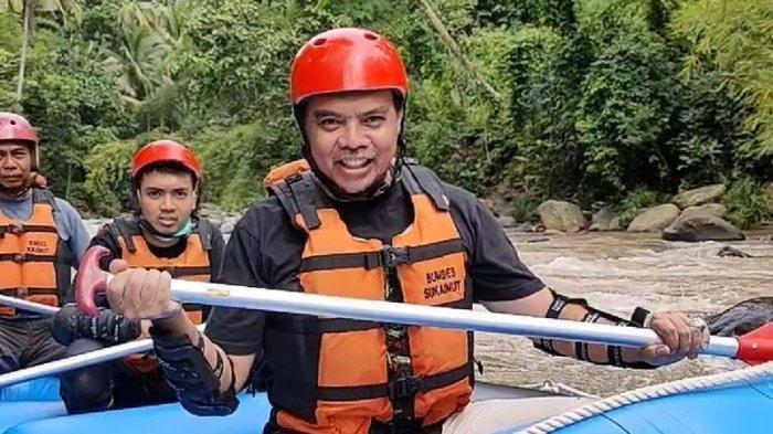 Kepala Dinas Pemuda Olahraga dan Pariwisata (Disporapar) Kabupaten Kuningan Toto Toharudin
