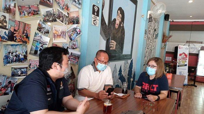 Warung Koflok, Harga Kampung Rasa kota, Sejak PPKM Pengunjung Hilang 90 Persen