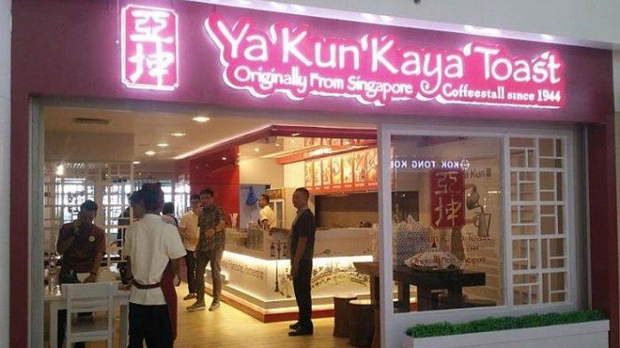 Restoran legendaris di Singapura, Ya kun Kaya Toast