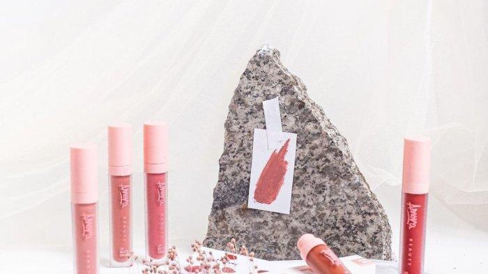 Lipstik Lokal Bandung dari Amora Beauty yang Mengangkat Budaya Indonesia