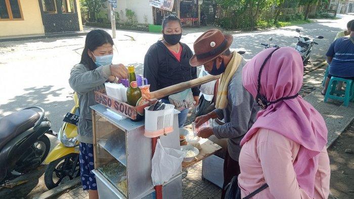 Bakso Pak Pardi Ini Jadi Incaran Warga dan Wisatawan di Blok Pasar Wisata Pananjung Pangandaran