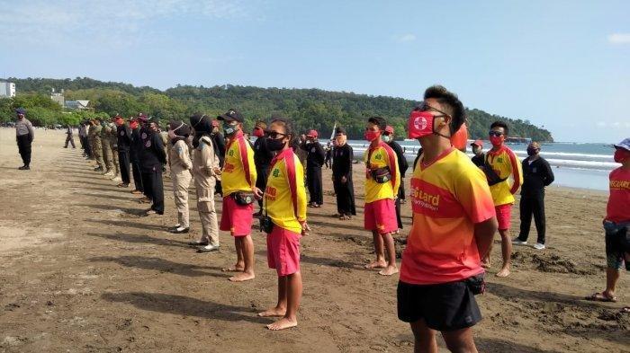 Anggota Balawista Pangandaran Harus Bersertifikasi Nasional Demi Kenyamanan Wisatawan