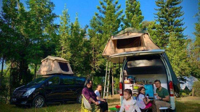 Berlibur dengan Camper Van, Cara Nyaman Menikmati Liburan Saat Pandemi, Ada Paket ke Pangalengan