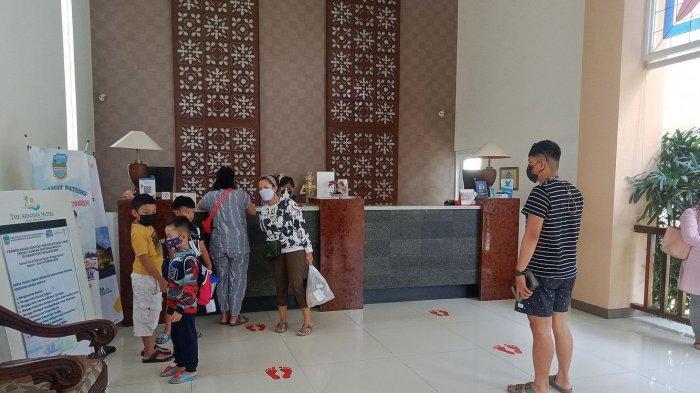 Tingkat Keterisian Hotel di Pangandaran Kembali Pulih Pascavaksinasi Covid-19