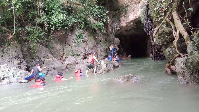 Menikmati Body Rafting di Citumang Pangandaran, Airnya Bersih, Udaranya Segar