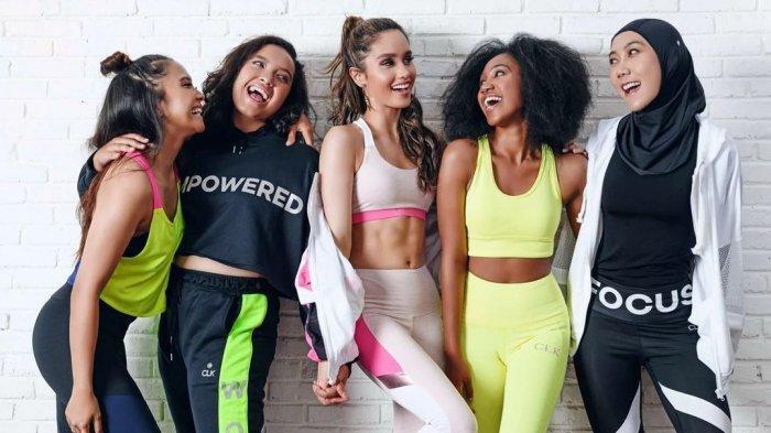 Mode pakaian olahraga produk CoreNation