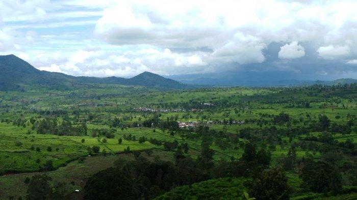 Inilah Desa Tertinggi di Bandung Raya, Jadi Titik Awal Jalur Pendakian Alternatif ke Papandayan