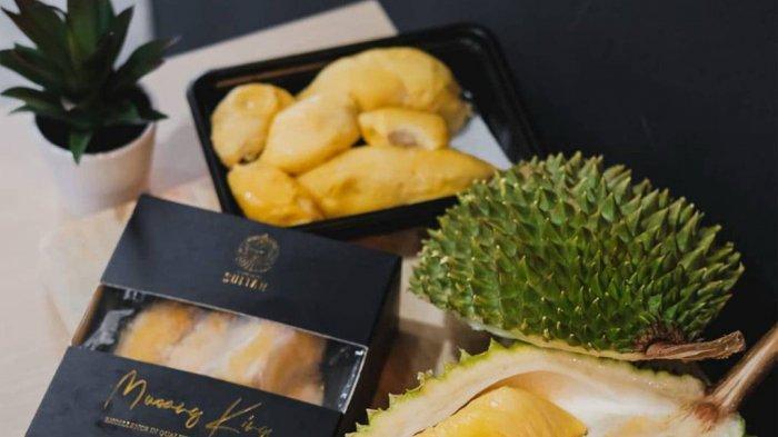 Outlet Durian Musang King Pertama di Indonesia Ada di Bandung, Rasa Duriannya Sangat Lezat