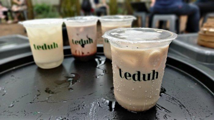 Meneguk Manisnya Es Kopi Susu Khas Kedai Teduh Coffee yang Bikin Segar Kerongkongan