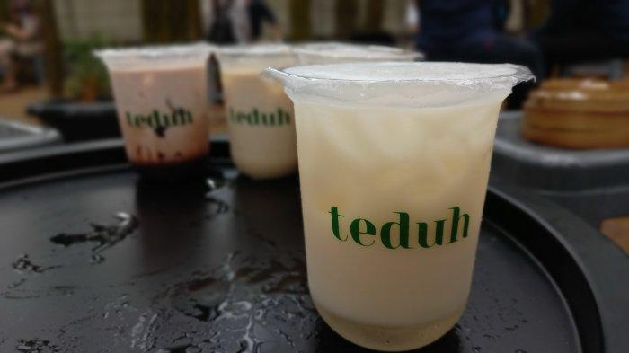 Segarnya Ice Lychee Yakult di Teduh Coffee yang Bikin Haus Sirna Seketika
