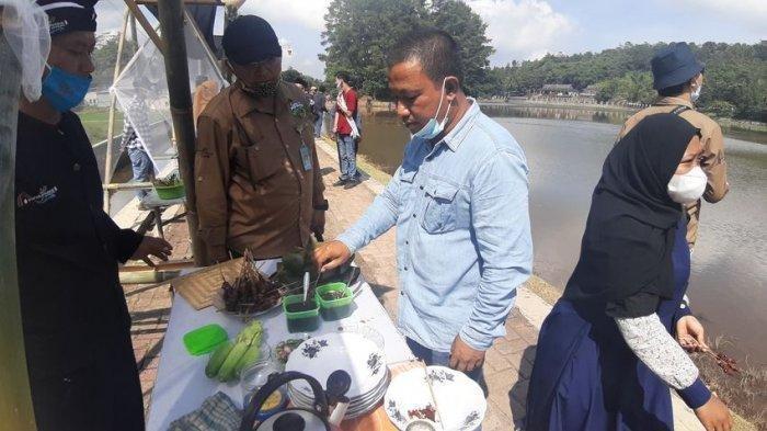 Menikmati Aneka Sate Maranggi dalam Festival Sate Maranggi di Situ Wanayasa Purwakarta