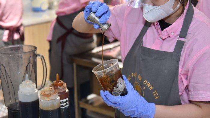 Bubble Tea Asal Australia Ini Ikut Menyegarkan Varian Minuman Teh Segar di Kota Kembang