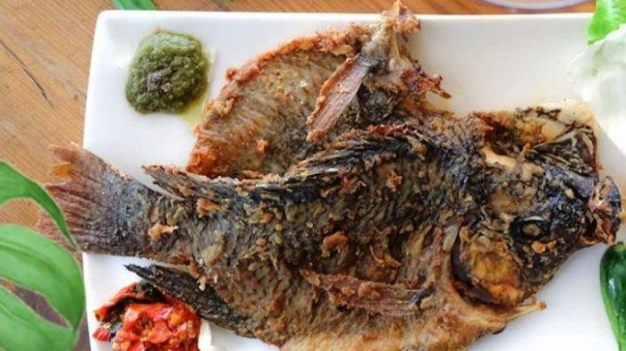 Ini Cara Memasak Ikan Nila Goreng di Rumah, Pakai Sambal Terasi Makin Sedap