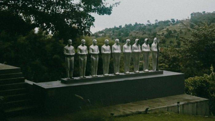 Paduan Apik Karya Seni dan Keindahan Alam di Kesejukan Lawangwangi Dago Giri