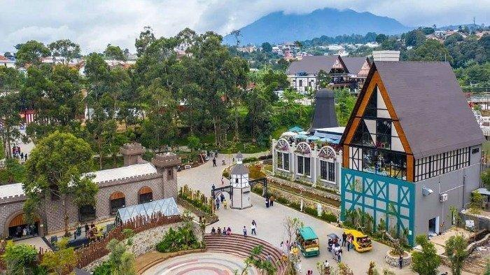Pengelola Lembang Park Zoo Khawatir PPKM Diperpanjang, Selama Ini Pegunjung Turun Hingga 70 Persen