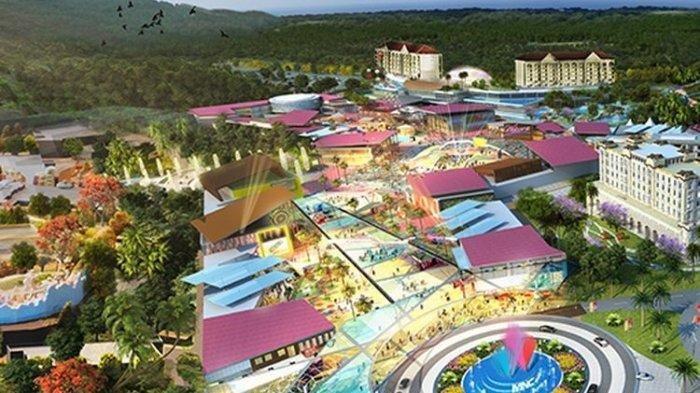 Pembangunan Tempat Wisata Terpadu KEK Lido di Bogor dimulai dengan Music and Arts Center