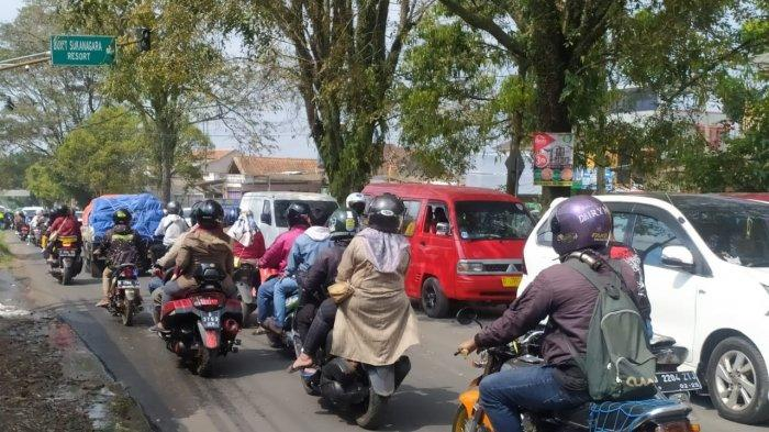 Tidak Hanya Pantai Batukaras Pangandaran, Pemda Pun Tutup Akses ke Ciwidey, Kabupaten Bandung