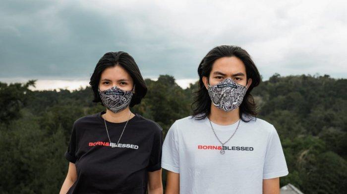 Born and Blessed Bikin Masker Fesyen yang Nyaman Dikenakan,Kebutuhan Terus Meningkat