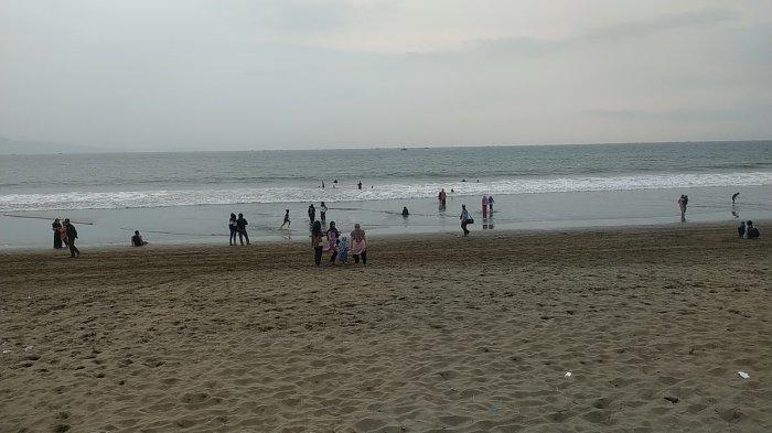 Pantai-pantai di Kabupaten Sukabumi Tidak Dipadati Wisatawan Pada Libur Lebaran Tahun Ini