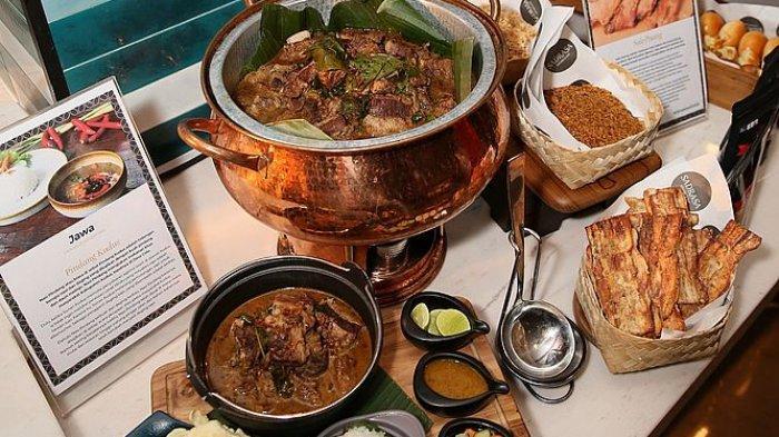 Lezatnya Sajian Rembulan Ramadan di Hotel Bintang Lima, Nikmati Mantapnya Pindang Kudus