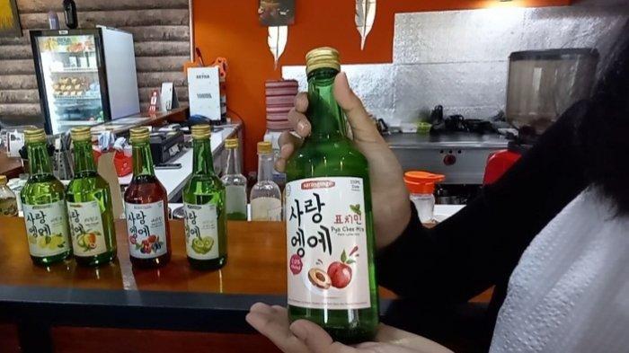 Meneguk Segarnya Pyo Chee Min Soju Halal Rasa Peach Lychee Mint yang Menggelitik Lidah