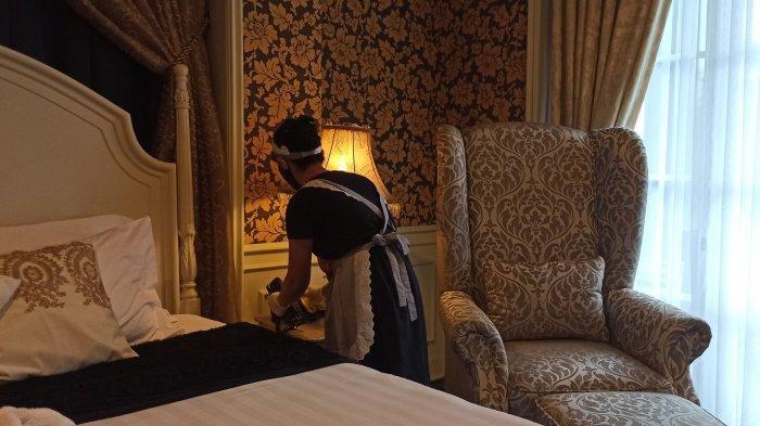 Tingkat Keterisian Hotel di Lokasi-lokasi Wisata di Jabar Mencapai 40 Persen