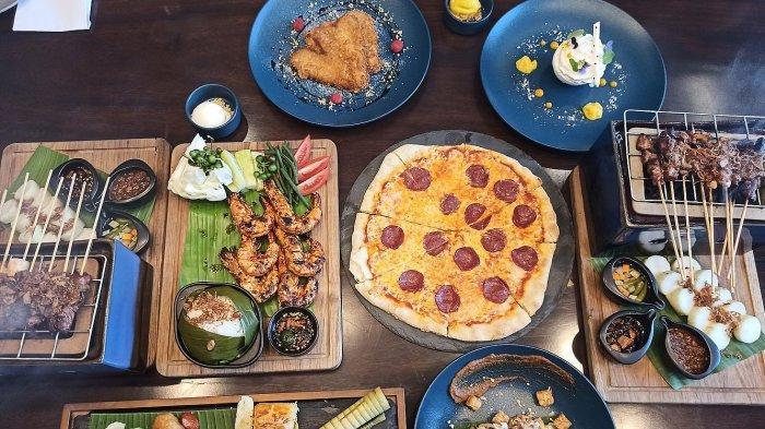 Menikmati Perjalanan Kuliner Lokal Hingga Internasional di Sadrasa Bandung