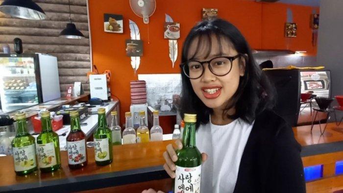 Sarangenge, Minuman Soju Halal dari Bandung yang Menawarkan 5 Varian Kombinasi Rasa Buah,