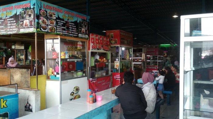 Asyiknya Berburu Takjil di Pasar Panorama Lembang, Tersedia Aneka Makanan Enak