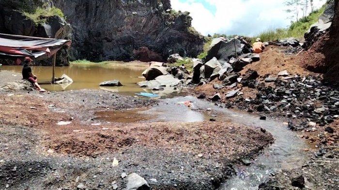Situ Popojok Desa Cileuleuy Kuningan Viral di Media Sosial, Banyak Pelancong Datang untuk Foto-foto