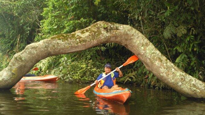 Spot Amazon di Situ Panjalu Ciamis