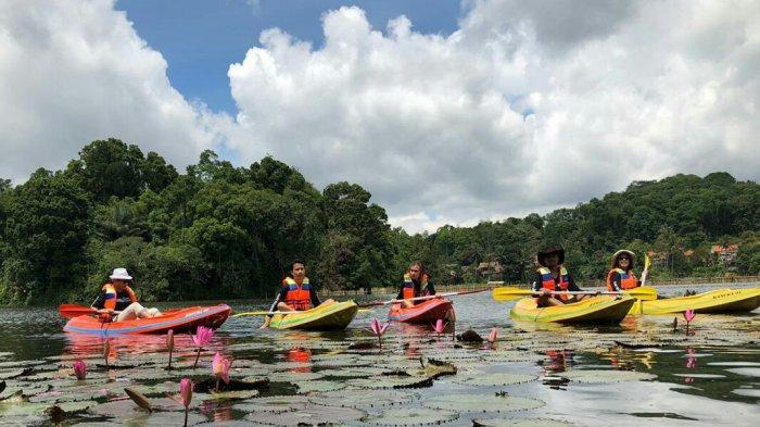 Objek Wisata Situ Lengkong Panjalu Ciamis Ditutup untuk Wisatawan dan Peziarah Mulai Senin 21 Juni