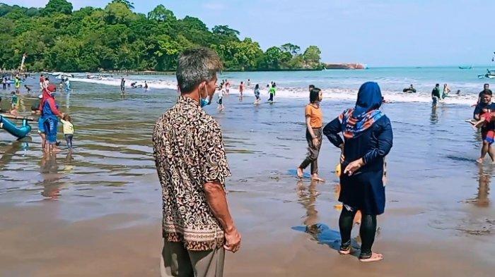 Objek Wisata di Pangandaran Dibuka Kembali, Pengelola Harus Edukasi Protokol kesehatan ke Wisatawan