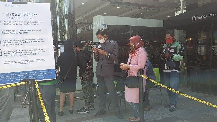 Uji Coba Pembukaan Mal, Pengunjung Bandung Indah Plaza (BIP) Harus Ikuti Prosedur Ini Sebelum Masuk