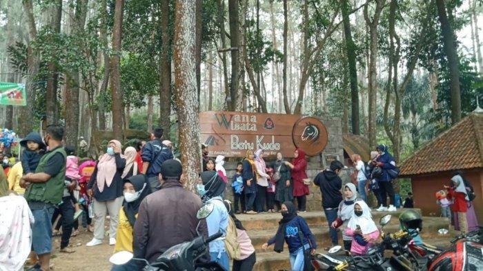 Wana Wisata Batukuda di Kampung Cikoneng, Cibiru Wetan, Kabupaten Bandung.