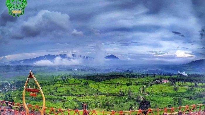 Wayang Windu Panenjoan di Pangalengan, Destinasi Wisata Indah yang Murah Meriah, Bisa untuk Berkemah