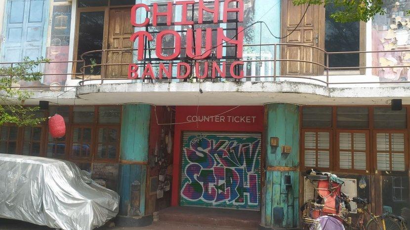 Kondisi Objek Wisata China Town Bandung Memprihatinkan, Terbengkalai Sejak Pandemi Covid-19