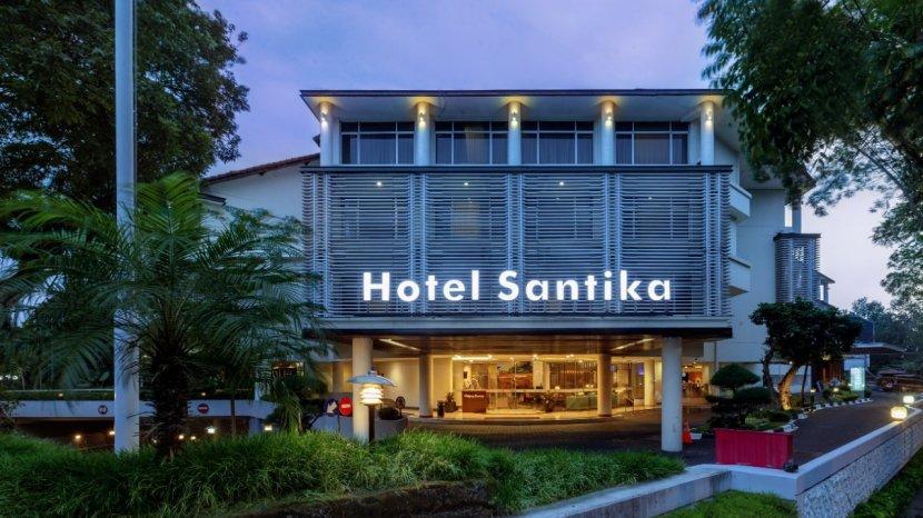 Hotel Santika Bandung Berharap Okupansi Membaik Setelah Bandung Raya Masuk PPKM Level 3