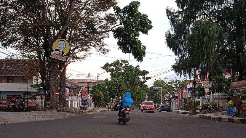Jalan Patriot Garut Akan Jadi Tempat Kuliner Malam Seperti di Kawasan Cibadak Kota Bandung