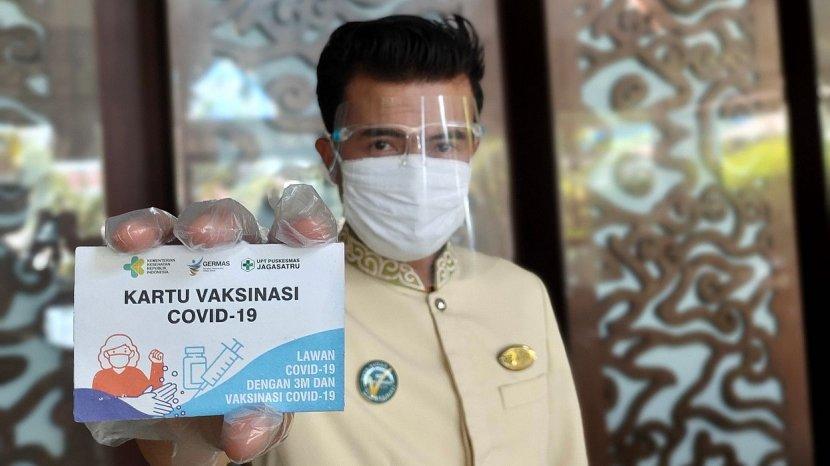 Harga Khusus Bermalam di Kamar Superior Hotel Santika Cirebon bagi yang Telah Divaksin Covid-19
