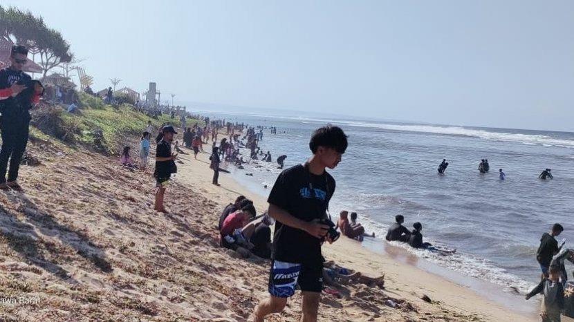 Banyaknya Wisatawan Tewas di Pantai Selatan Garut Akibat Abaikan Peringatan dan Kurang Pengawasan