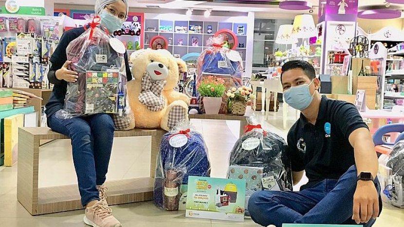 Gramedia Cirebon Gelar Promo dan Diskon Gede, Tersedia Aneka Alat Tulis dan Tas untuk Belajar