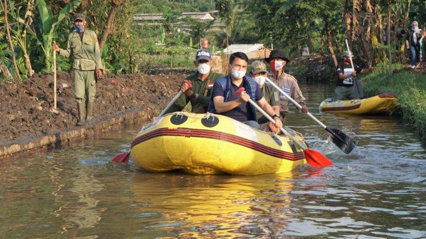 Sahrul Gunawan Apresiasi Kampung Wisata Bedas Sabumi di Bumiwangi Ciparay