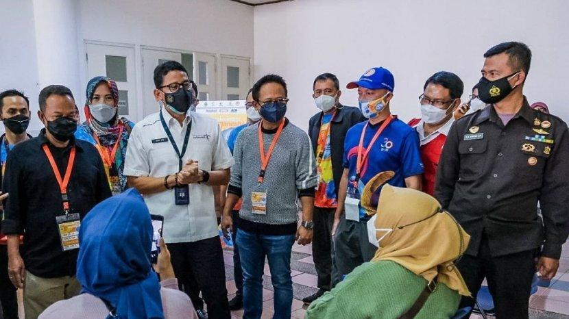 Sandiaga Uno Minta Semua Mewaspadai Aksi Balas Dendam Berwisata Akibat PPKM yang Terlalu Lama