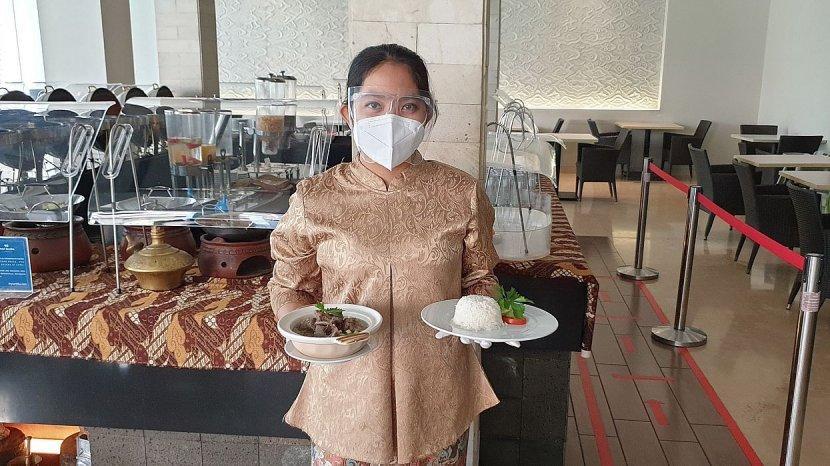 Hotel Santika Cirebon Hadirkan Sejumlah Menu Spesial Penambah Imun Tubuh di Masa Pandemi