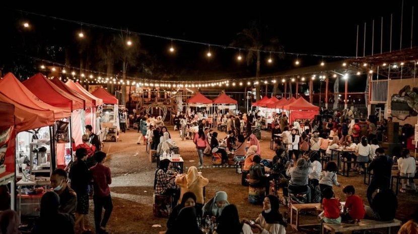 Sarana Olahraga Kerkhof Garut kini Menjadi Tempat Wisata Kuliner yang Asyik untuk Kongko