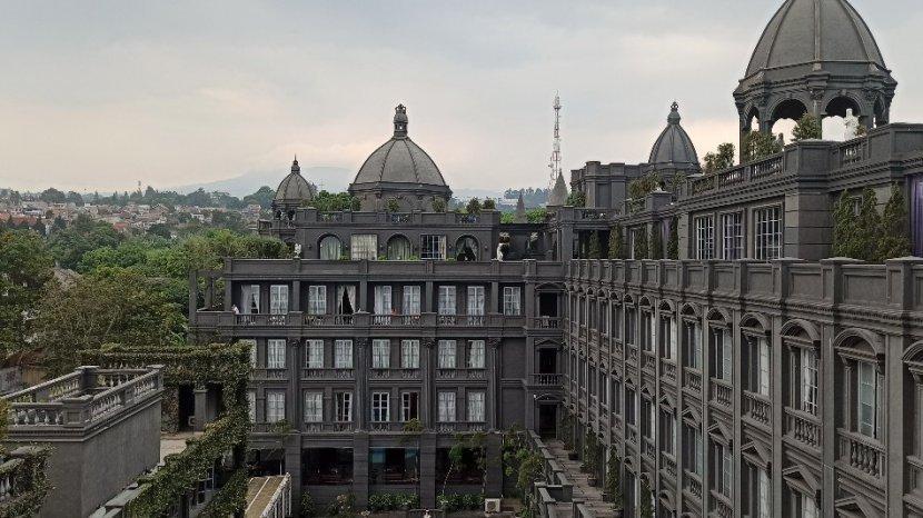 Menikmati Staycation di Hotel Bergaya Eropa di Kota Bandung Melalui Fitur Tiket Clean dari Tiket.com