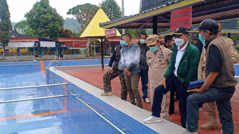 Tiga Kabupaten di Jabar Menutup Sementara Objek Wisata pada Libur Lebaran Ini untuk Cegah Covid-19